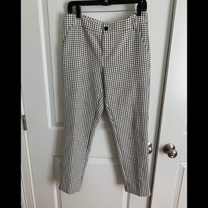 F16 Cabi Windowpane Trouser